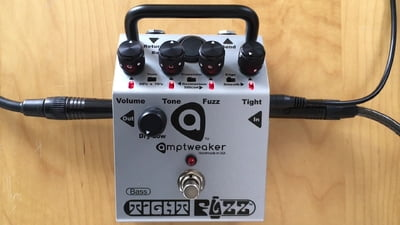 Amptweaker Bass TightFuzz - Silicon