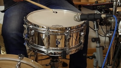 British Drum Company 14x06 Bluebird Snare Drum