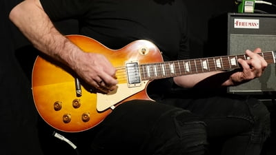 Gibson Les Paul Standard 1958 Iced Tea