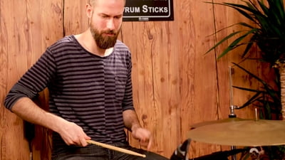 Vic Firth BG Benny Greb Signature