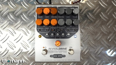 Origin Effects RevivalDRIVE Amp Overdrive Pedal