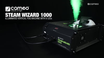 Cameo Steam Wizard 1000