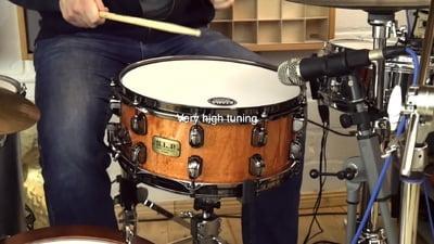 Tama 14x06 S.L.P. G-Maple Snare