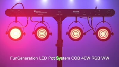 Fun Generation LED Pot System COB