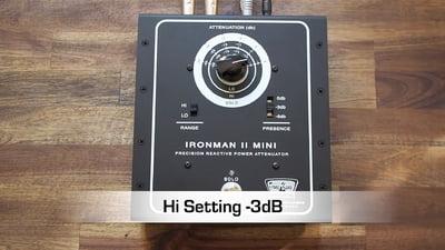 Tone King Ironman II Mini Attenuator