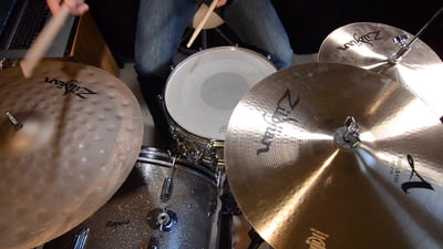 Zildjian A-Serie City Pack
