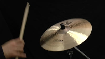 Zildjian 17 K Sweet Crash
