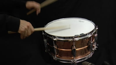 Ludwig LC662K 14x6,5 Hammered Copper Phonic Snare