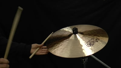 Paiste 17 Masters Dark Crash