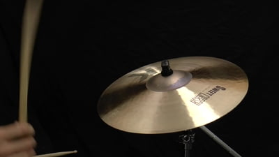 Zildjian 18 K Sweet Crash