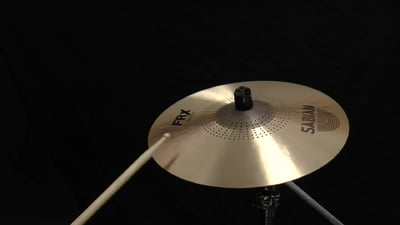 Sabian 16 FRX Crash
