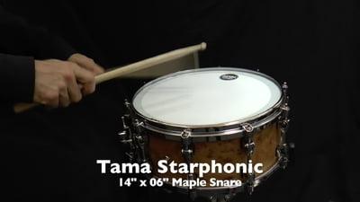 Tama PMM146 Starphonic Snare Drum