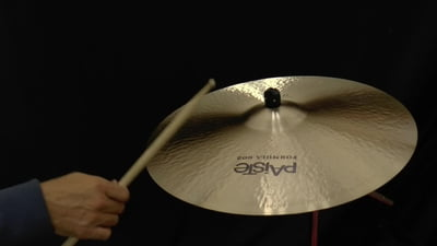 Paiste Formula 602 Modern Essentials Serie 24 Ride