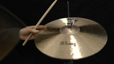 Zildjian 16 K Sweet Hats