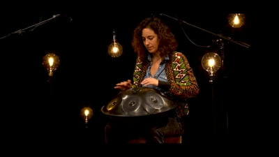 Meinl Sonic Energy Harmonic Art Handpan HD2