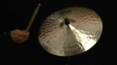 Paiste 20 Dark Crash Ride