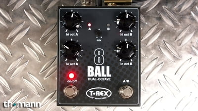 T-Rex 8 Ball 20th Anniversary