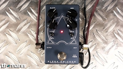 Darkglass Alpha Omicron