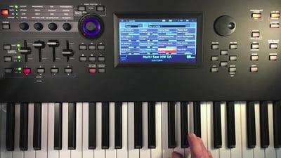 Yamaha MODX