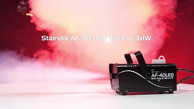 Stairville AF-40 LED Mini Fog 3x1W A+R