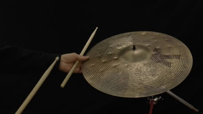 Zildjian 18 K Custom Special Dry Crash