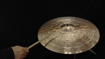 Meinl 22 Byzance Jazz Monophonic Ride