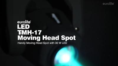 Eurolite LED TMH-17 Spot Movinghead