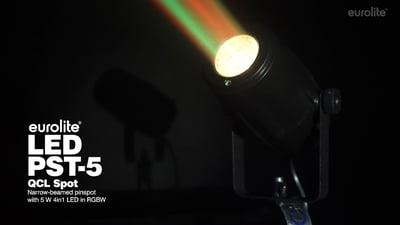 Eurolite LED PST-5 QCL Spot