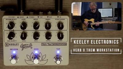 Keeley Eddie Heinzelman Verb o Trem Workstation