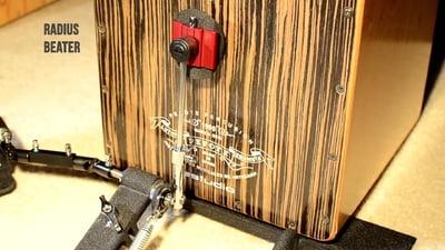 DW CP 5000 CJDL Direct Link Cajon Pedal