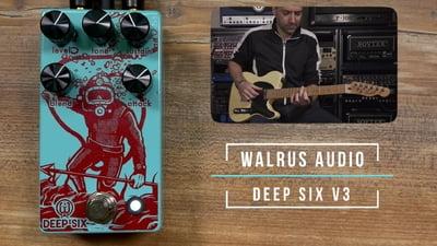 Walrus Audio Deepsix V3