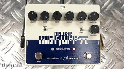 Electro Harmonix Sovtek Deluxe Big Muff Pi Fuzz