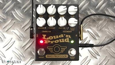 Mad Professor Loud?n Proud