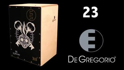 DG De Gregorio 23 Cajon