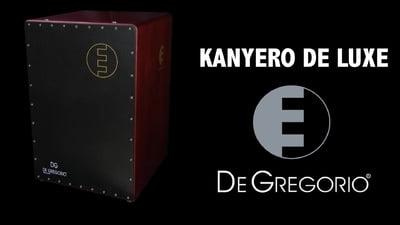 DG De Gregorio Kanyero De Luxe Cajon