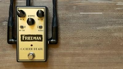 Friedman Golden Pearl Overdrive