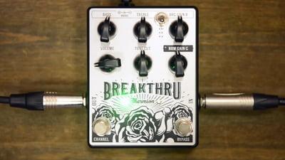 Thermion Breakthru Distortion
