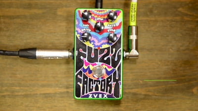 Z.Vex Fuzz Factory Vertical