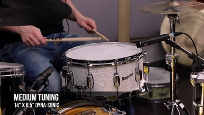 Rogers 14x6,5 Dyna-Sonic Snare