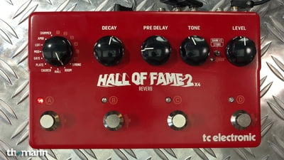 TC Eelctronic Hall of Fame 2 X4