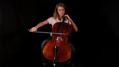 Lothar Semmlinger No. 135A Cello