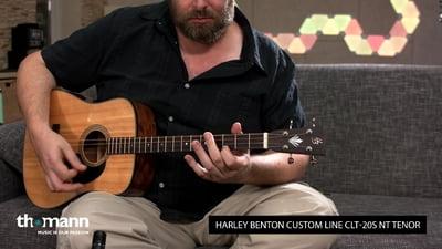 Harley Benton Custom Line CLT-20S Tenor