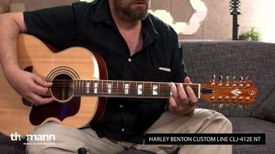 Harley Benton HB Custom Line CLJ-412E