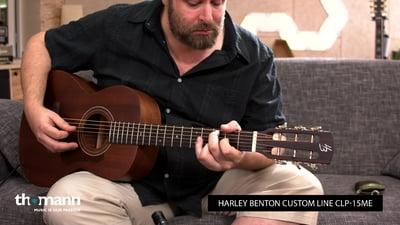 Harley Benton Custom Line CLP-15ME