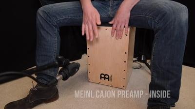 Meinl PA-CAJ Cajon Preamp