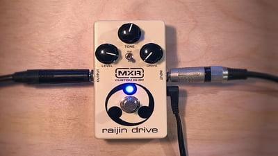 MXR Custom Shop  Raijin Drive