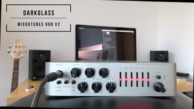 Darkglass Microtubes 900v2 Bass Head