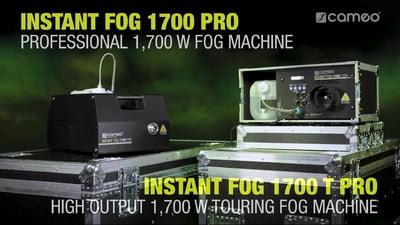 Cameo Instant Fog 1700
