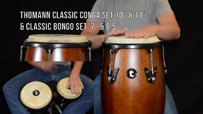 Thomann Classic Conga Set