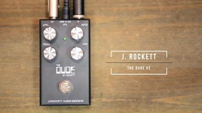 J. Rockett Audio Des The Dude V2
